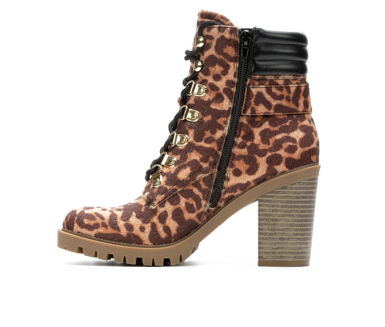 G by Guess Jaylee Boot in Leopard