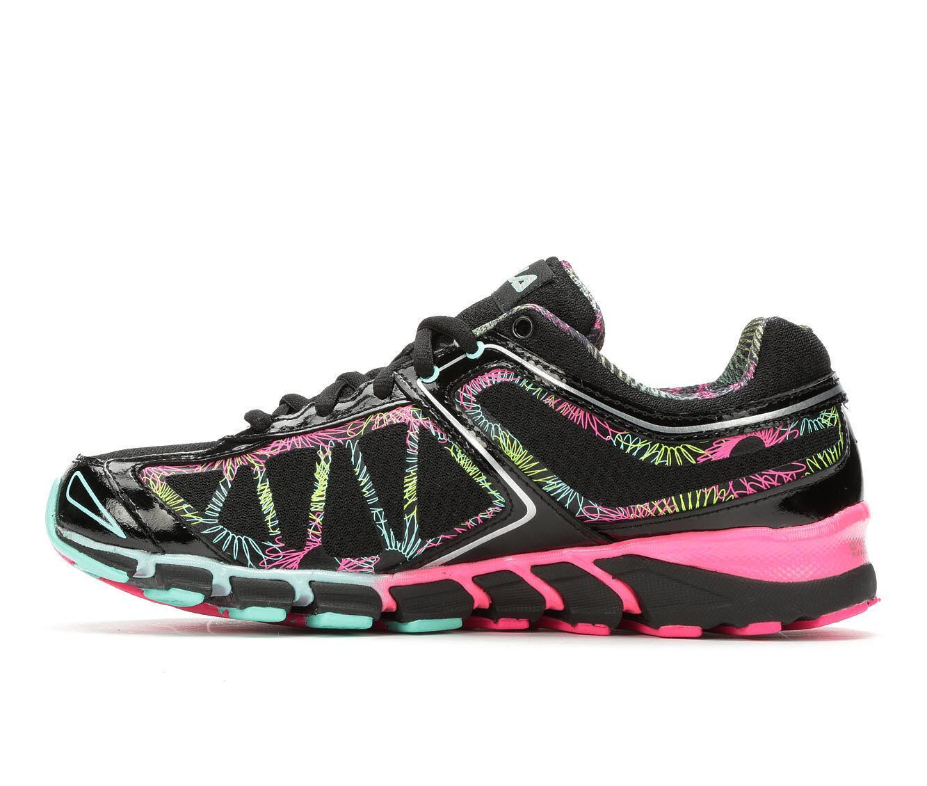 Fila Synthetic Sprint Evo Athletic Shoe