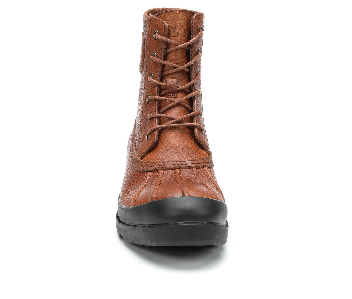Polo Ralph Lauren Leather Udel Boot in