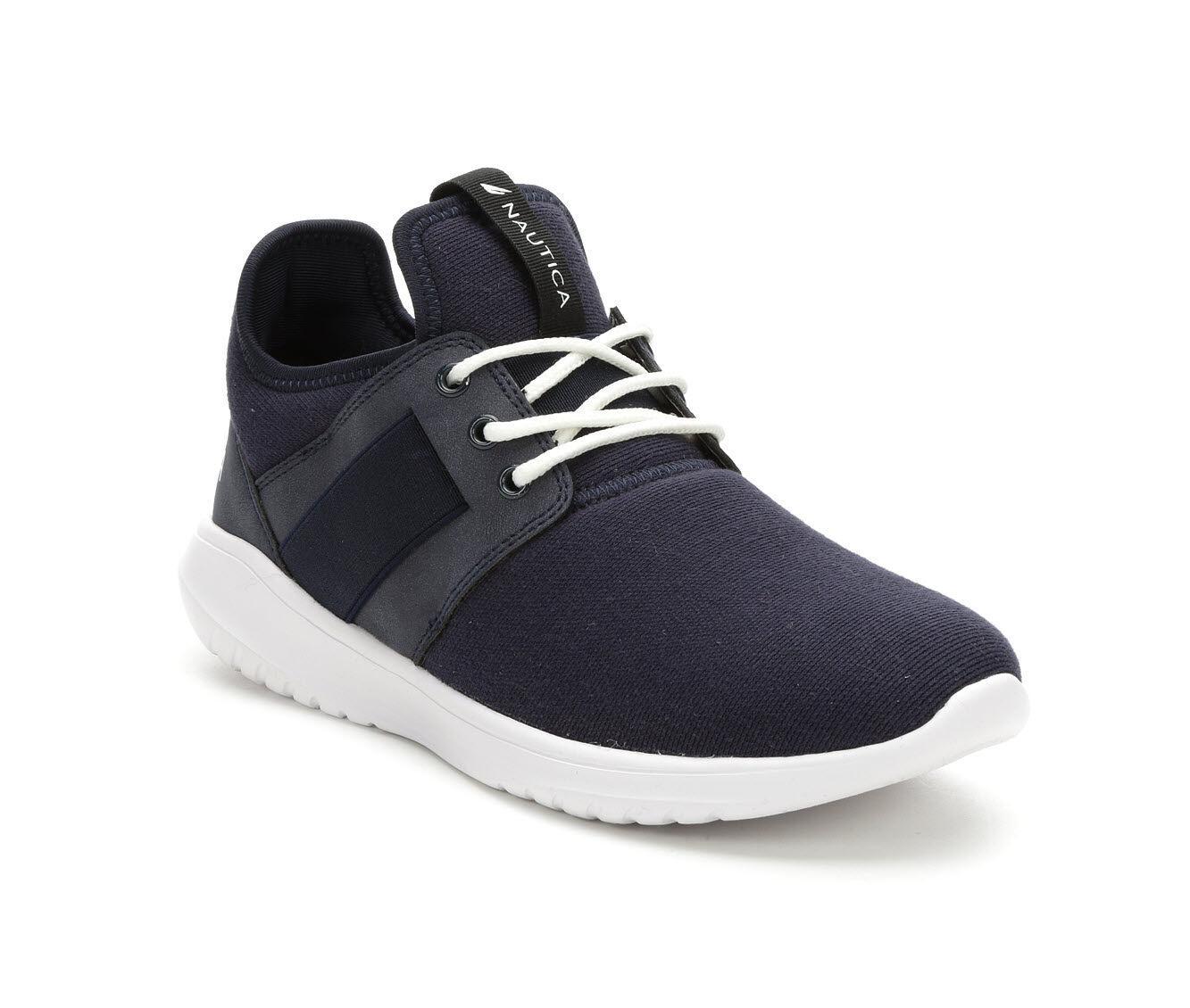 Nautica Primage Heathered Shoe in Blue