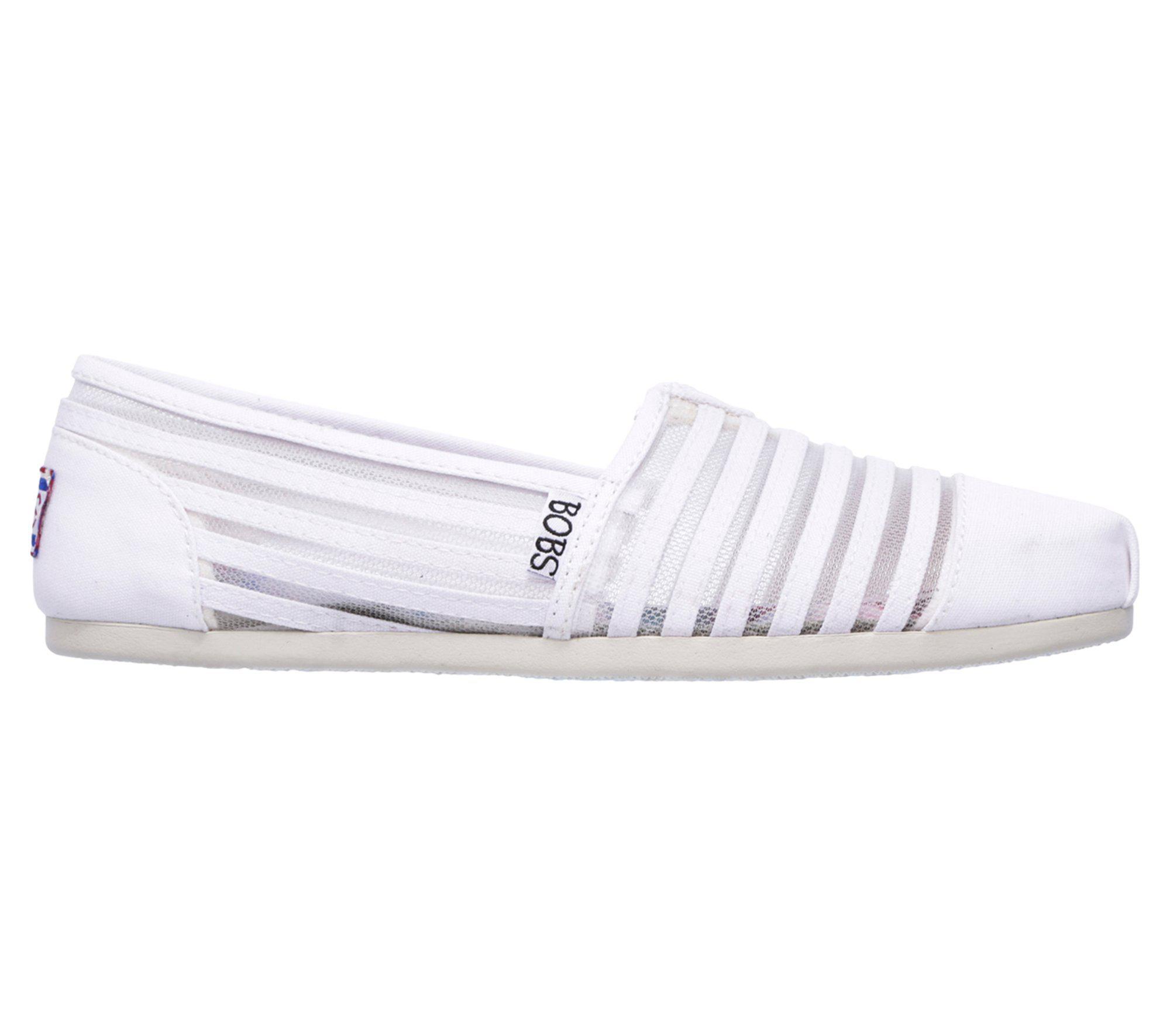 8f7ebd6678 Lyst - Skechers Bobs Plush - Adorbs in White