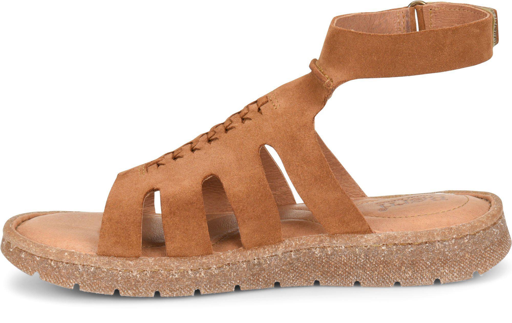 Born Laporta Suede Gladiator Sandals 0RjIICn
