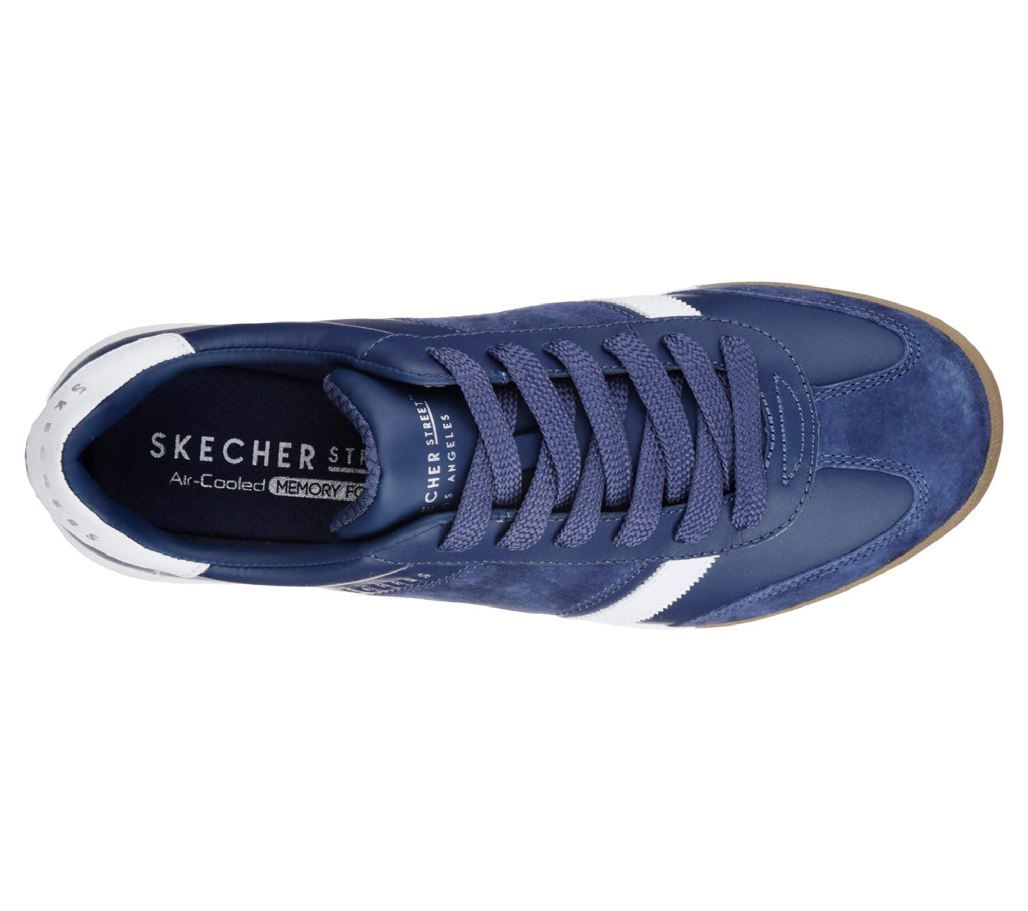 Skechers Leather Zinger - Scobie in