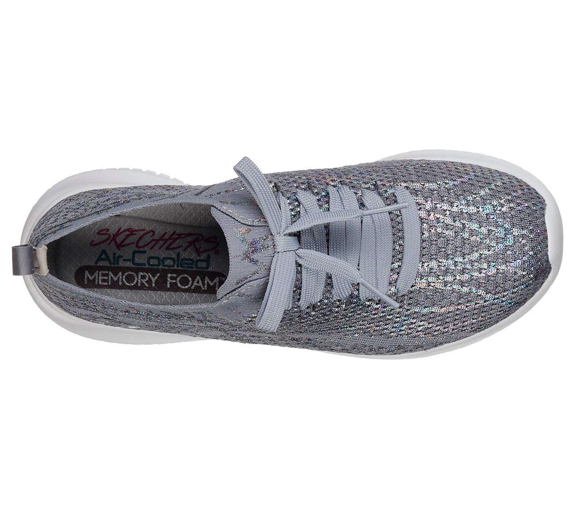 Skechers Ultra Flex - Wandering in Gray
