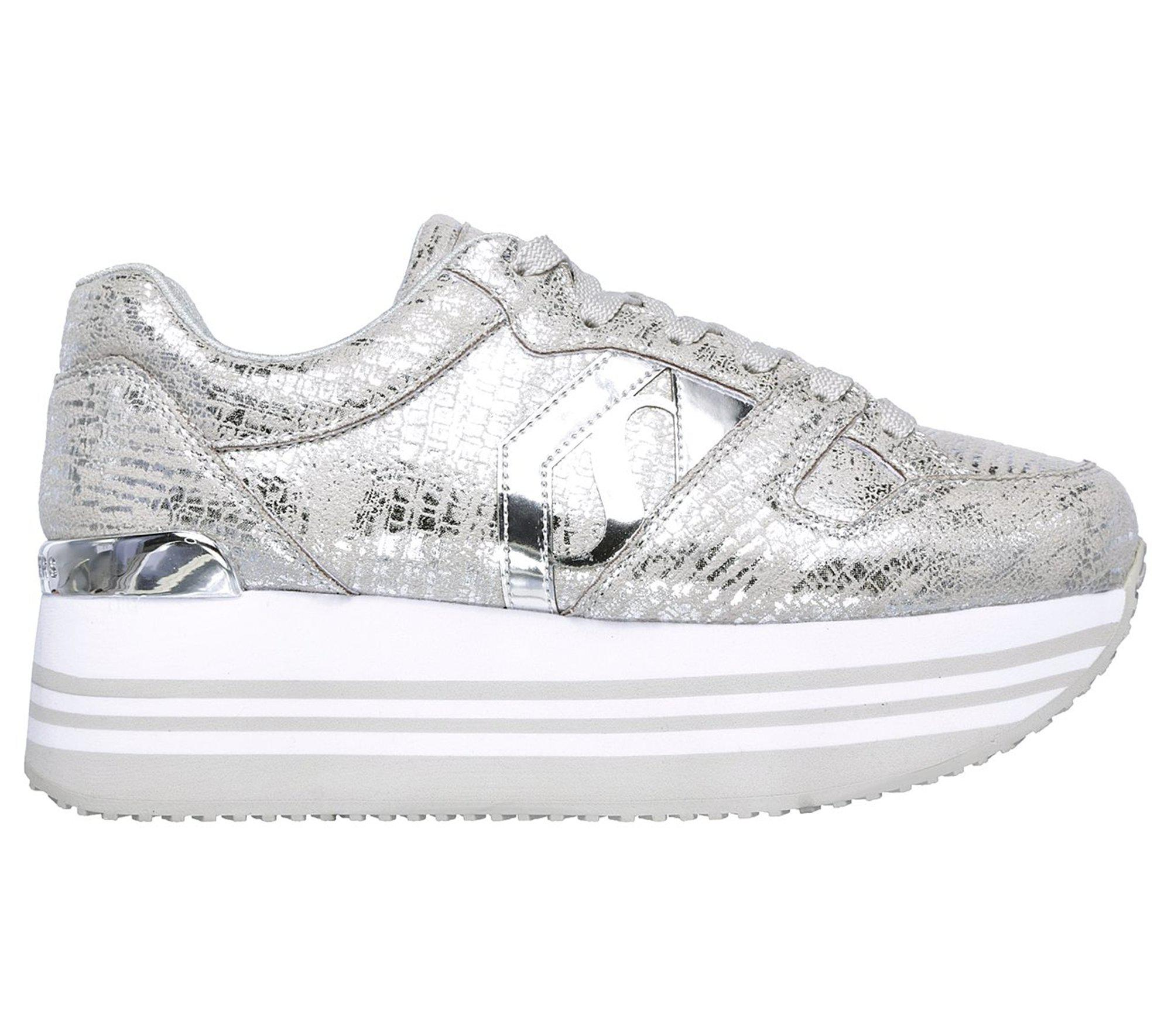 Metallic Lyst Skechers in Highrise Shine High qqXxwRP6