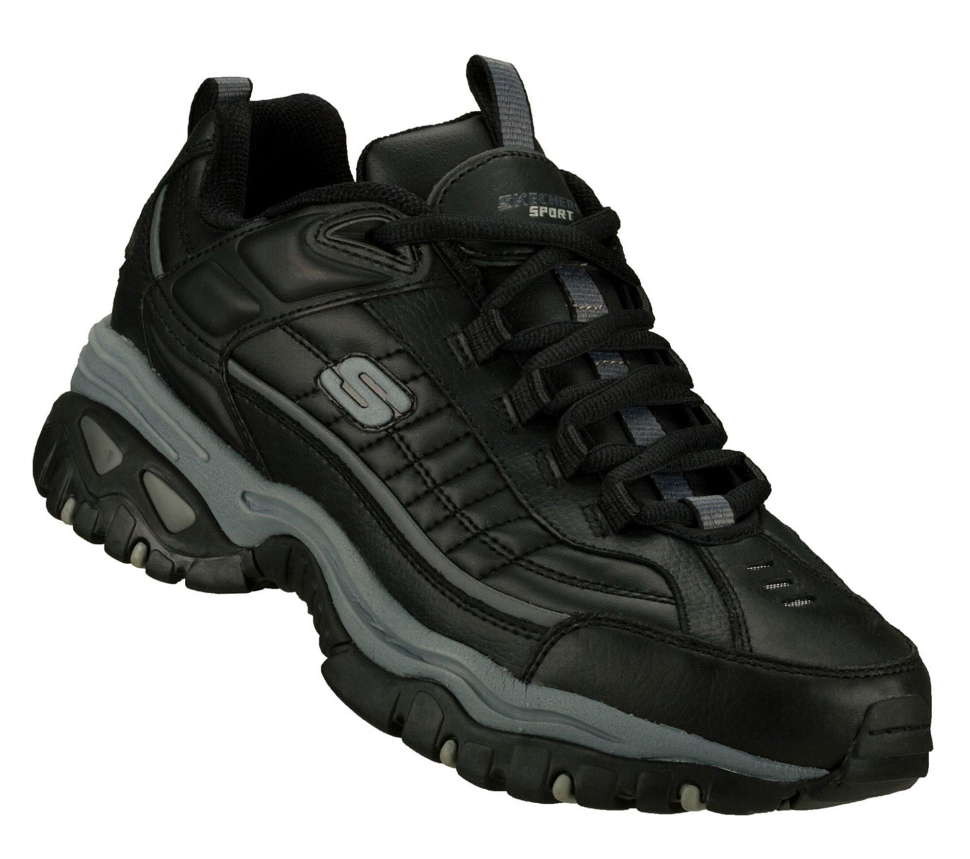 2c05e88bde1f5f Lyst - Skechers Energy - After Burn in Black for Men - Save 3%
