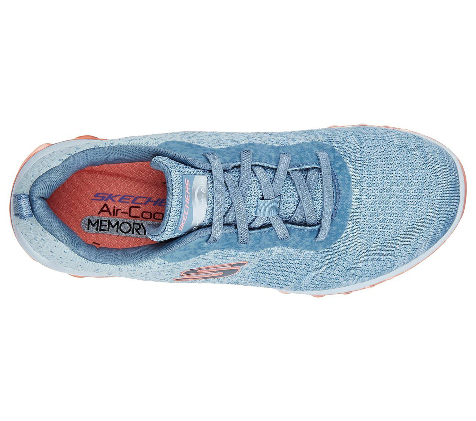Women's Blue Skech air 2.0 Discoveries