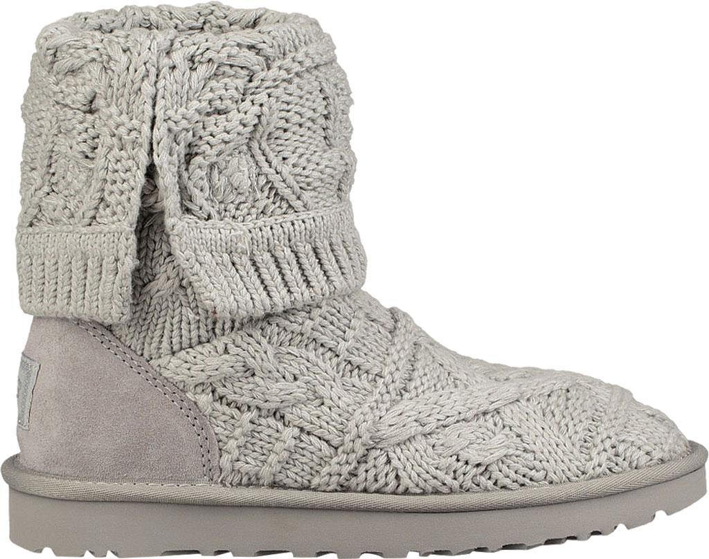 3f73635f0b2 Ugg Gray Kalla Sweater Boot