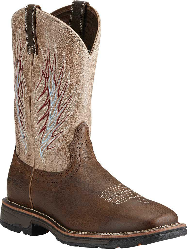9756b072ea8c Lyst - Ariat Workhog Mesteño Ii Cowboy Boot in Brown for Men