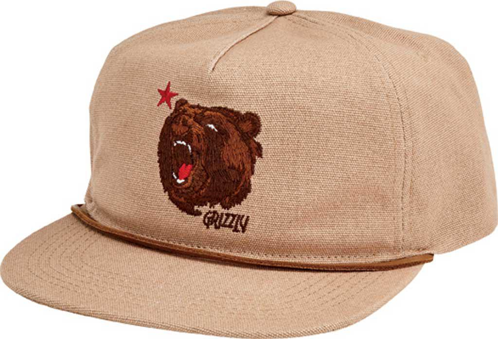 025df9c5ac703 Lyst - San Diego Hat Company Grizzly Embroidery Baseball Cap Slw3584 ...