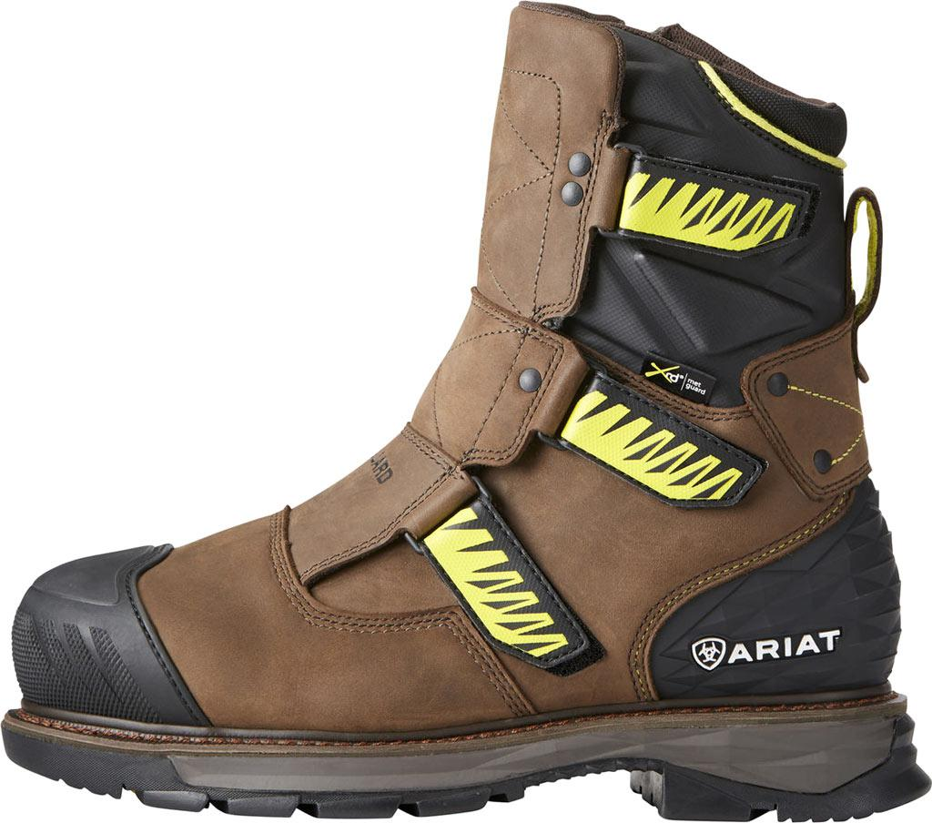 For Cheap Online Ariat Edge LTE H2O Composite Toe Work Boot(Men's) -Dark Brown Leather Sale 100% Guaranteed do5EyNe8Z