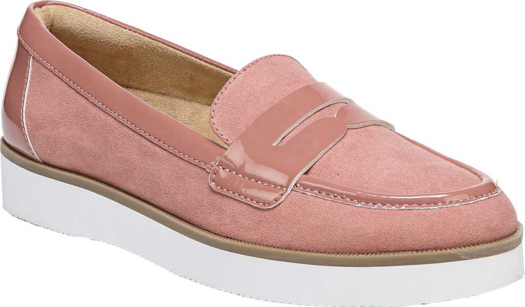 4907f16a15a Lyst - Naturalizer Zoren Penny Loafer in Pink