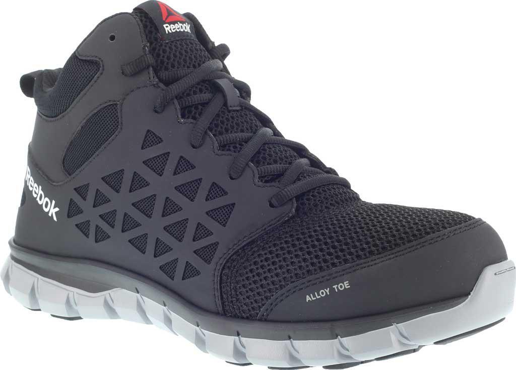 Reebok - Multicolor Rb4141 Sublite Cushion Work Esd Alloy Toe Shoe for Men  - Lyst. View fullscreen 436d10e9e