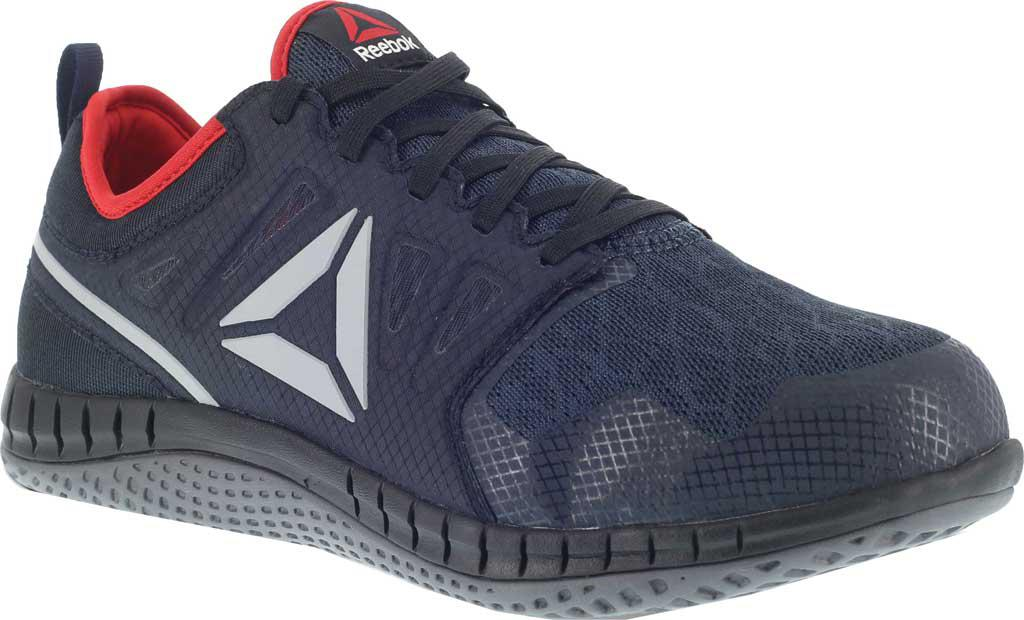 Lyst - Reebok Rb4250 Zprint Work Athletic Steel Toe Oxford in Blue ... a4a0170ef