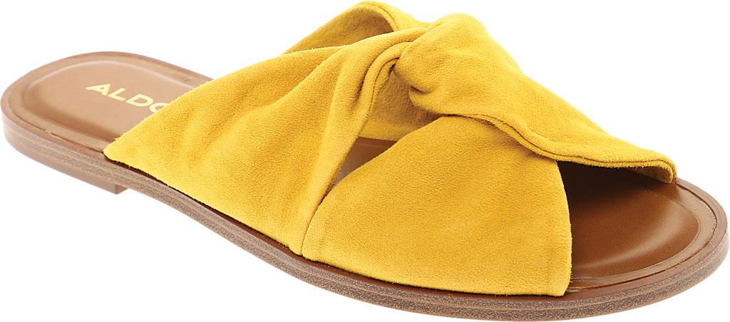 9f56b76f5941 Lyst - ALDO  s Sessame Open Back Slippers in Yellow - Save 10%
