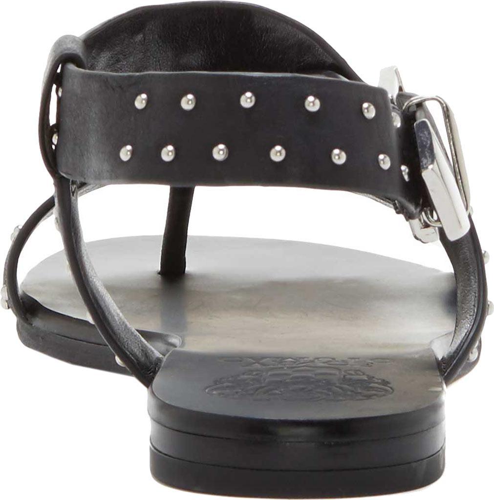 Vince Camuto Denim Ridal Studded Thong Sandal In Black