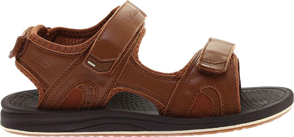 938360facd85b Lyst - New Balance Recharge Sandal in Brown for Men
