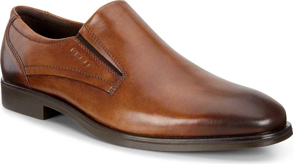 Ecco Synthetic Melbourne Plain Toe Slip
