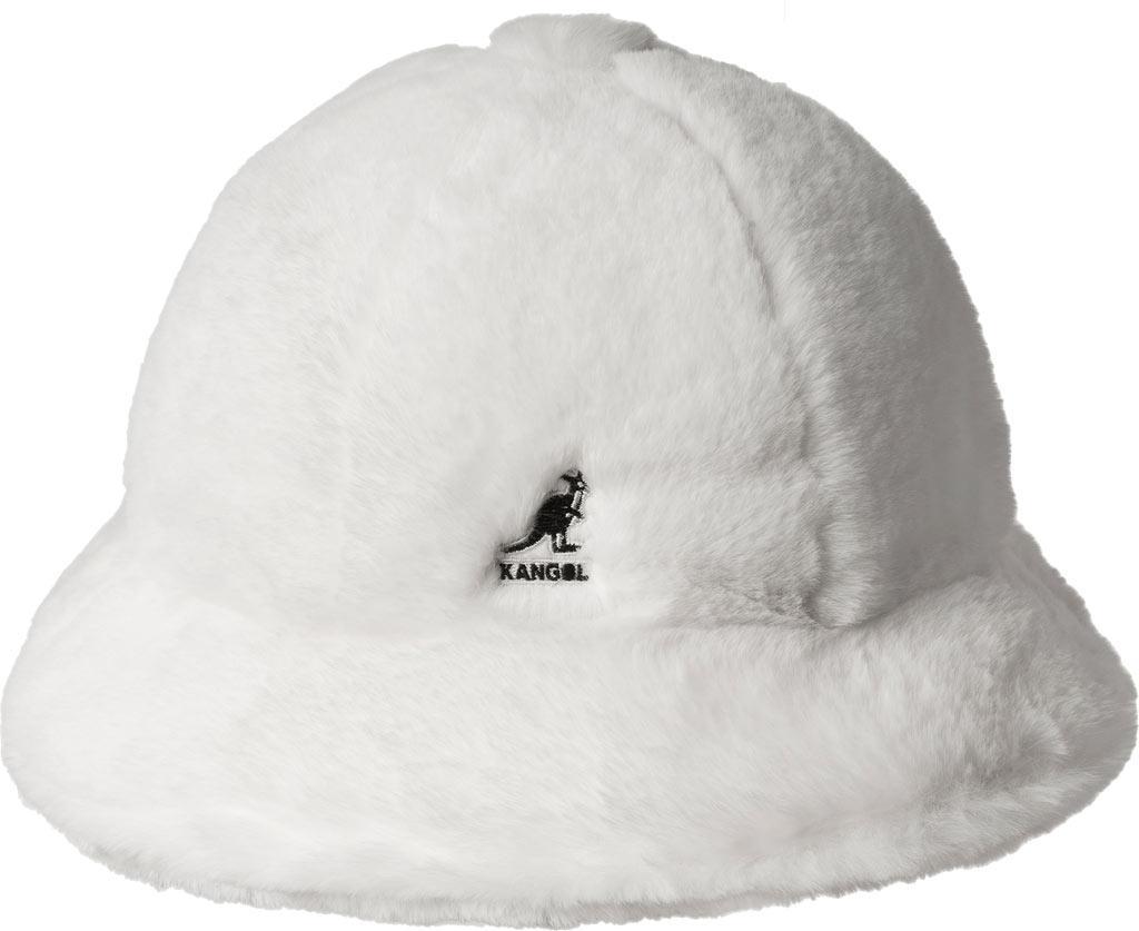 63b108aa989a1 Kangol Faux Fur Casual Bucket Hat - Lyst