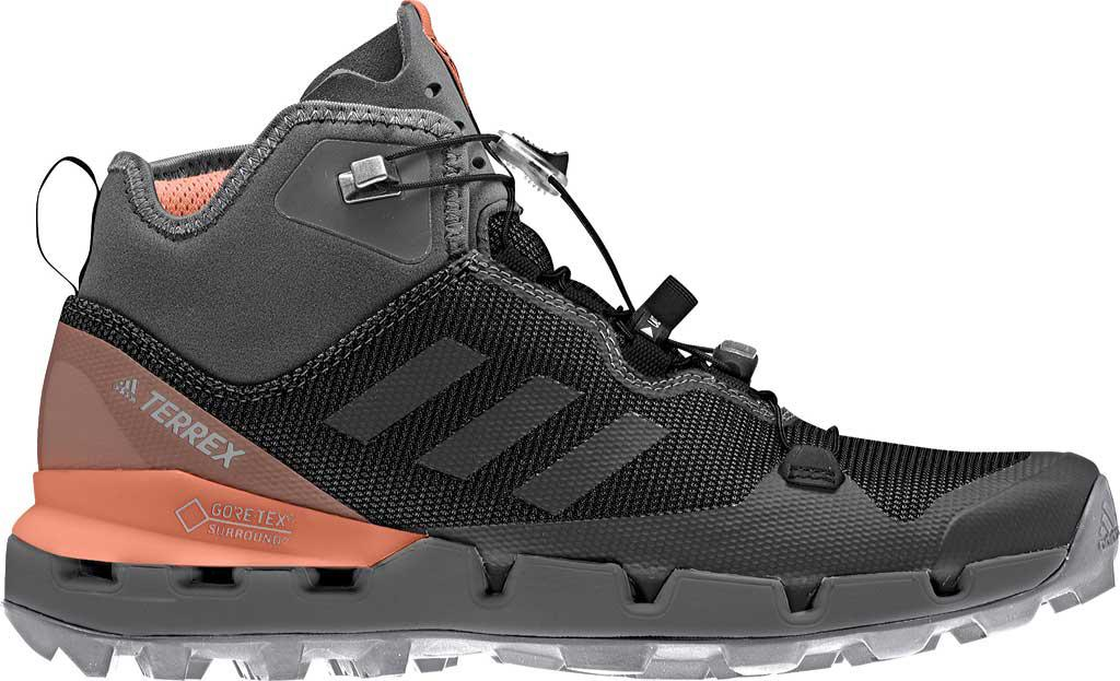 9064270ad620 adidas. Women s Terrex Fast Mid Gore-tex Surround Hiking Shoe