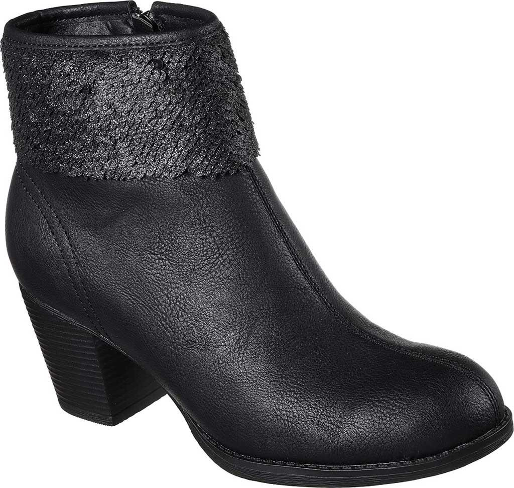 c7597e3dde Lyst - Skechers Taxi Starlet Ankle Boot in Black
