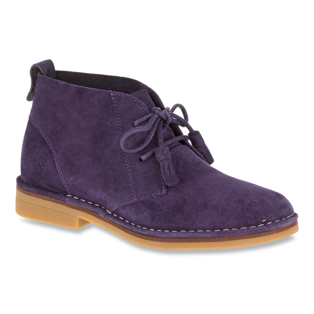 Hush puppies Cyra Catelyn in Purple