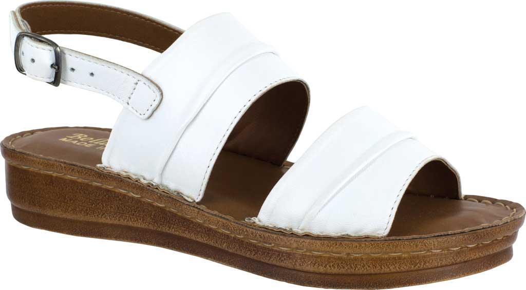 963eed30bcca Lyst - Bella Vita Jes-italy Slingback Sandal in White