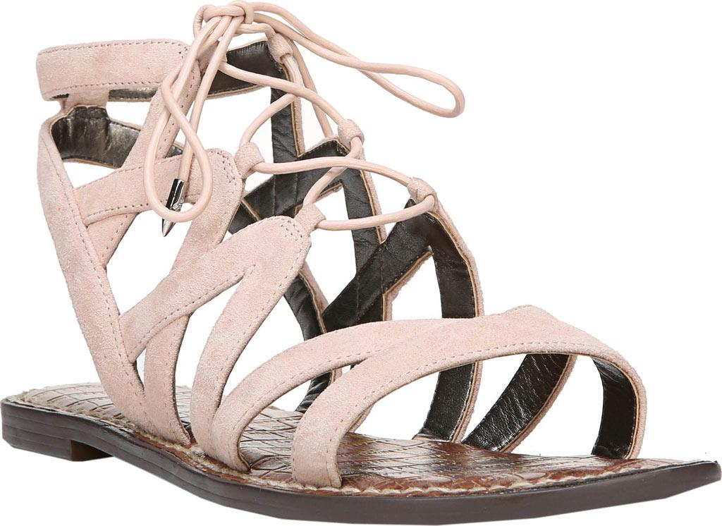2ac411d0009 Lyst - Sam Edelman Gemma Lace-up Gladiator Sandal in Pink