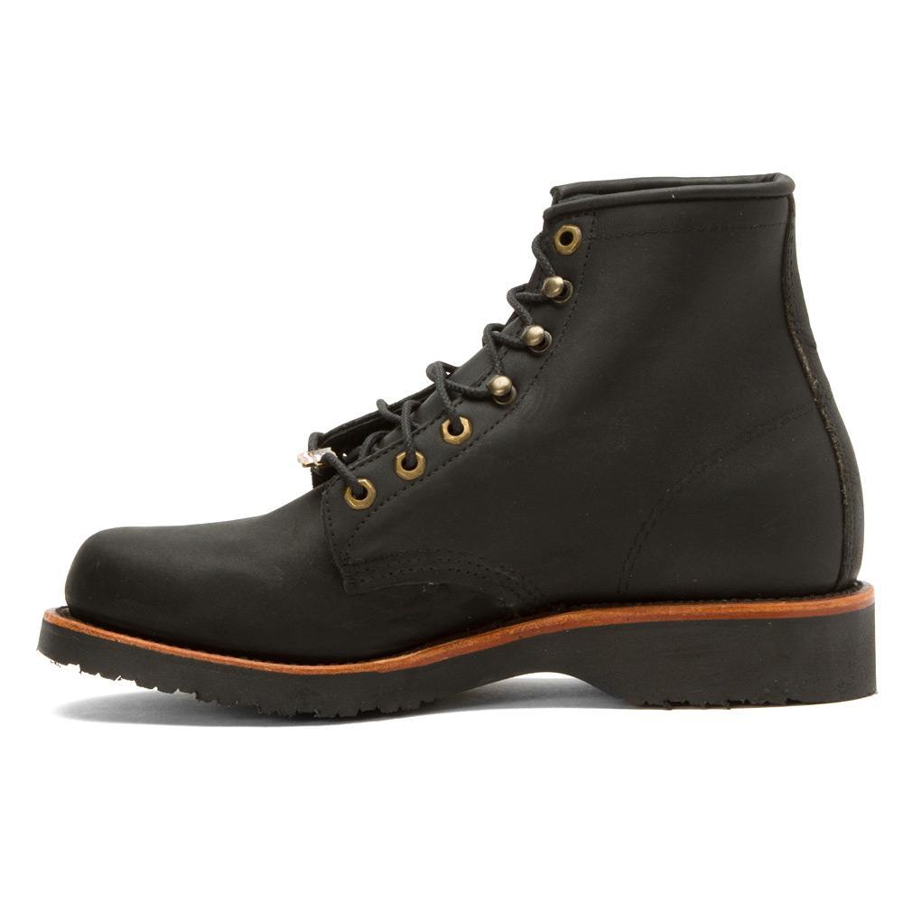 Lyst Chippewa 20017 6 Inch Odessa Classic Boot In Black