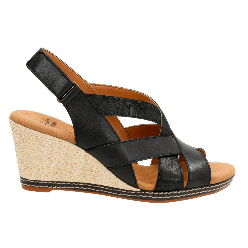 Clarks Shoes With Cushion Support