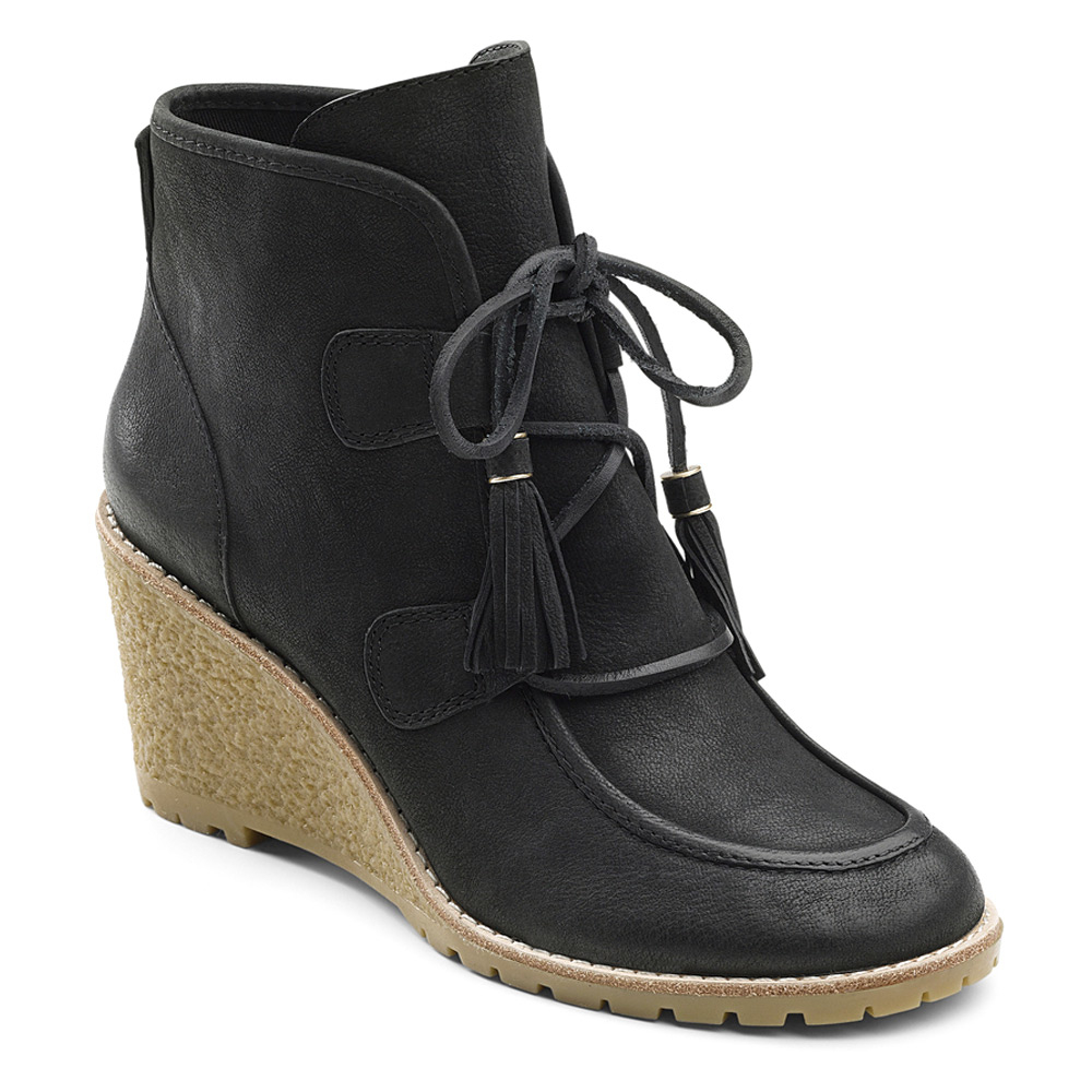 Bass Shoes Teresa Black