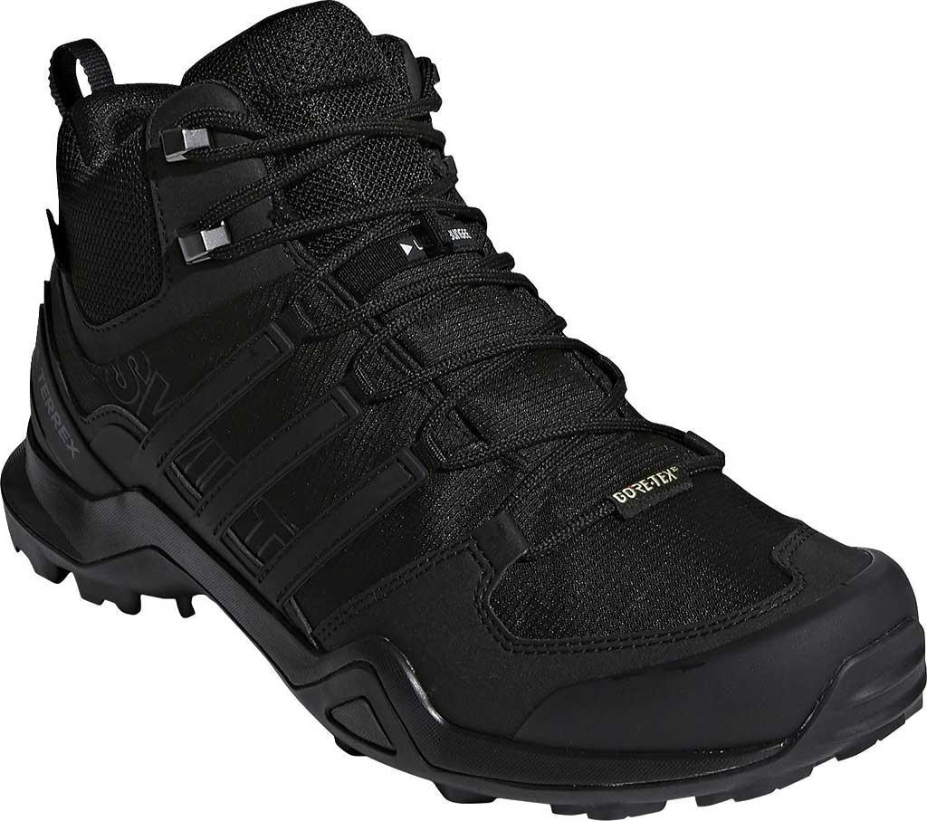 0a1bc75c3 Lyst - adidas Terrex Swift R2 Mid Gtx Cross Trainers in Black for ...