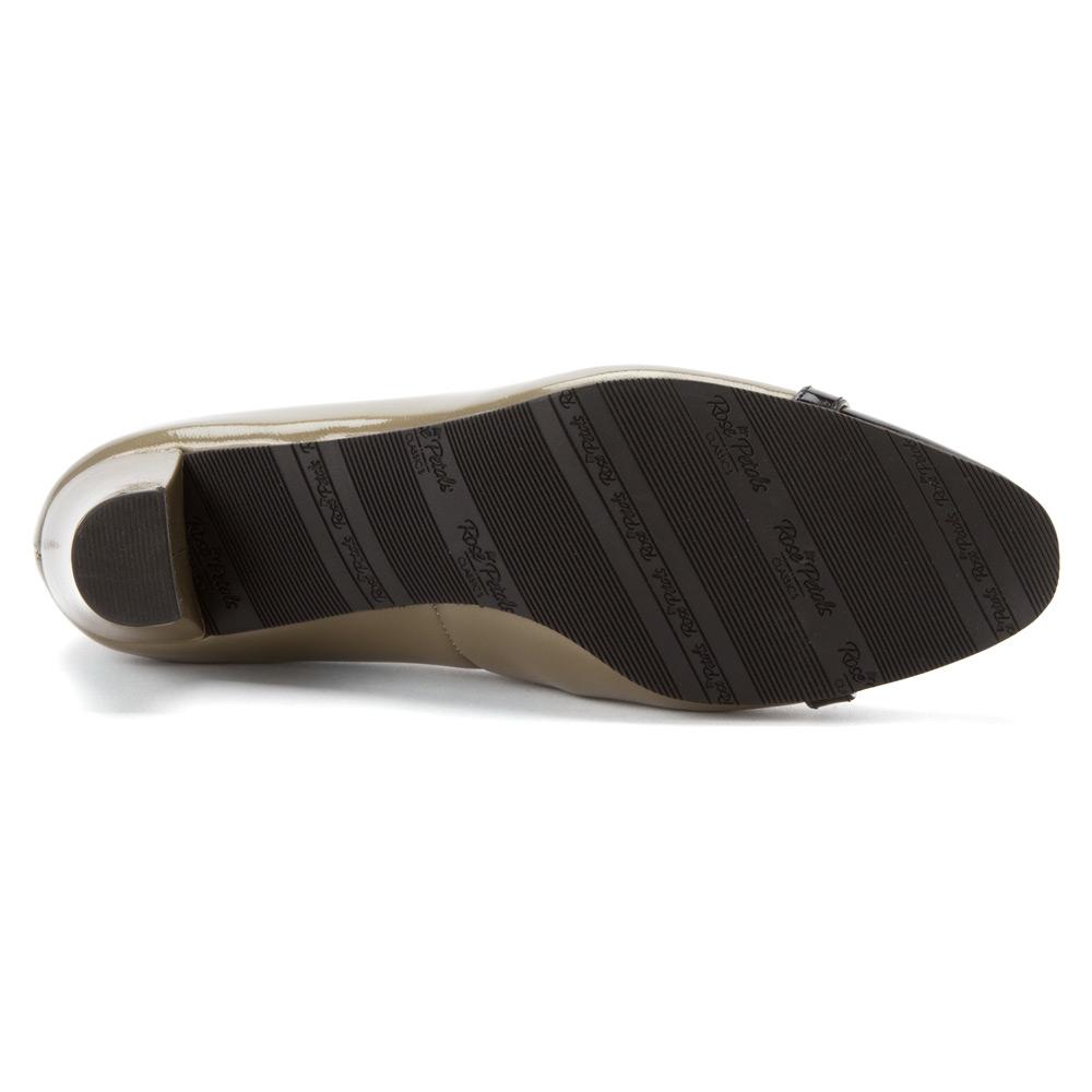 walking cradles bria in multicolor pewter patent black