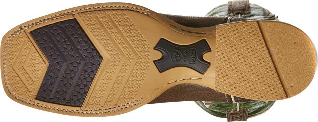 265a23da801 Ariat Green Cowhand Venttek Cowboy Boot for men