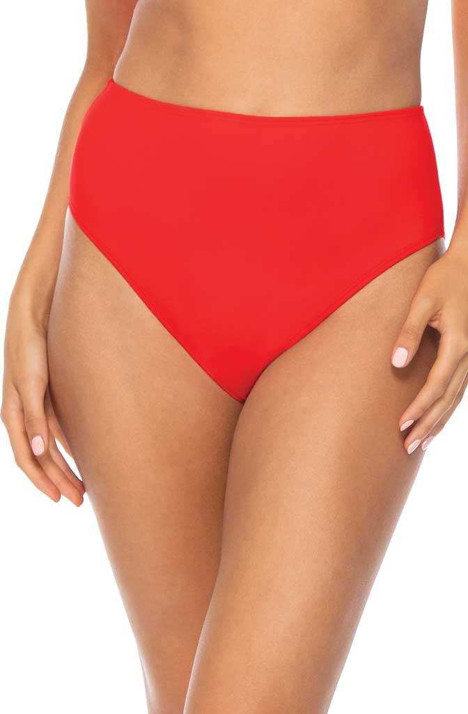 1f5419b566cb9 Lyst - Sunsets The High Road Seamless High Waist in Red