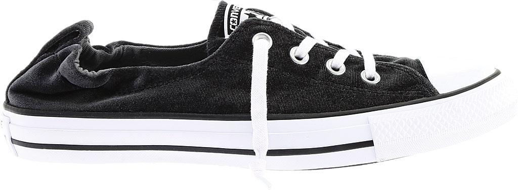 7d531394725824 Lyst - Converse Chuck Taylor All Star Velvet Shoreline Sneaker in Black