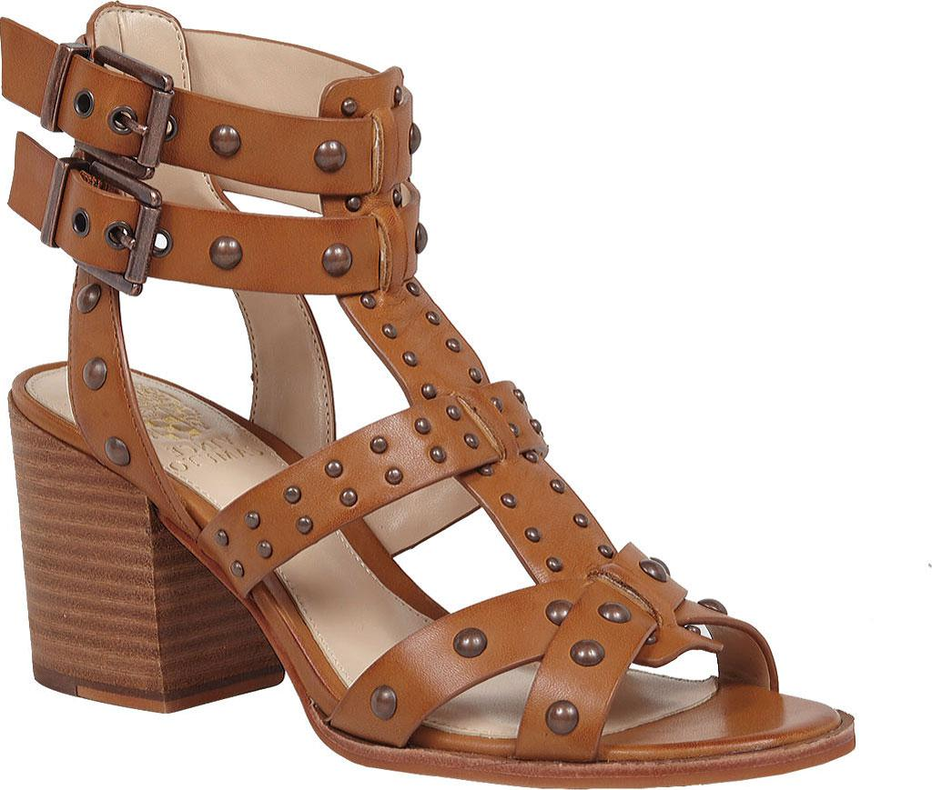 Vince Camuto Luchia Gladiator Sandal In Brown Lyst