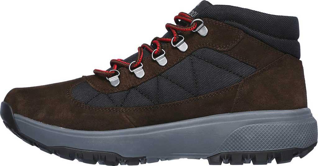 20f459bd4cb Skechers Black Go Outdoors Ultra Adventure Hiker for men