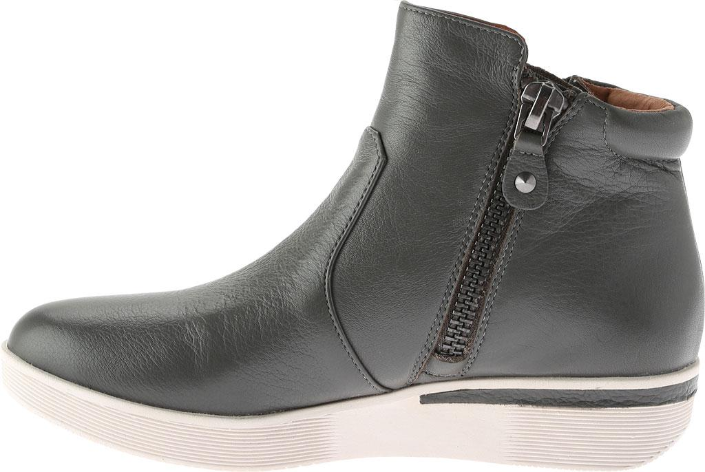 Gentle Souls Harper Double Zip Sneaker (Women's) gcx69hiL