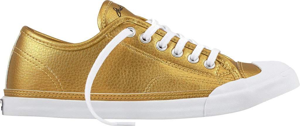 df8d6ab4c492 Converse - Jack Purcell Lp Metallic Leather Ox Sneaker - Lyst. View  fullscreen