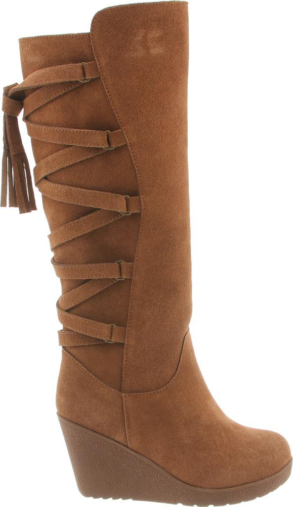 2359534e153 Lyst - BEARPAW Britney Knee-high Wedge Boot in Brown