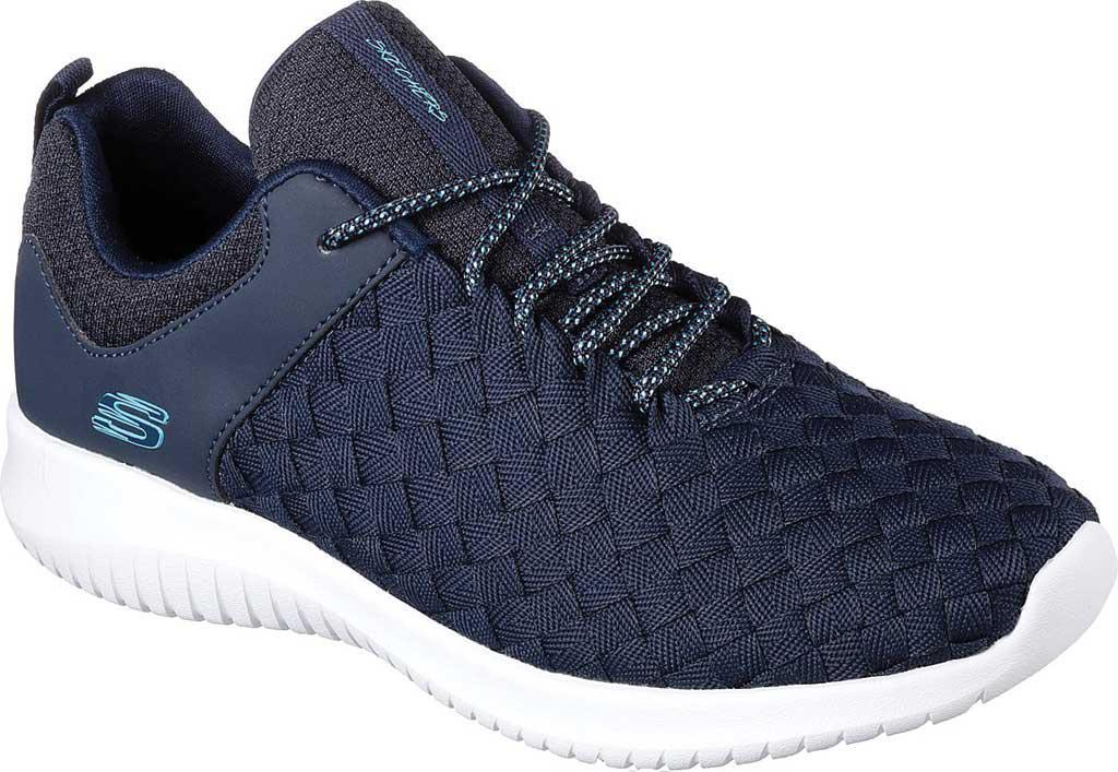 Lyst Skechers Ultra Flex Weave Away Sneaker in Blue