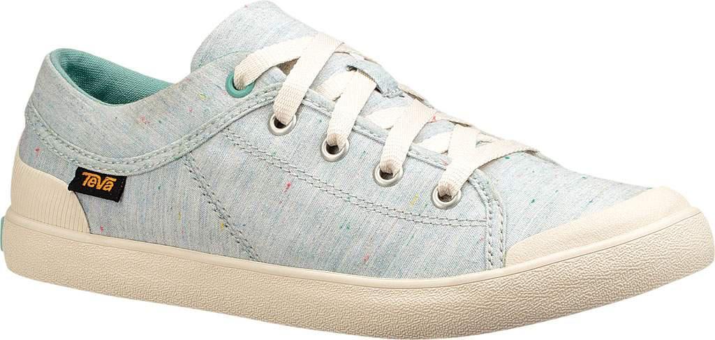 Teva Freewheel Slubby Canvas Sneaker (Women's) G7USMZ