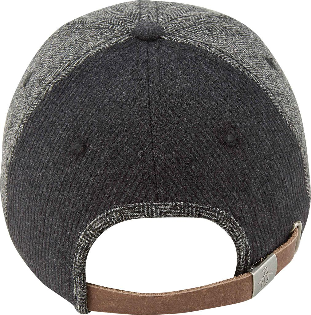 Lyst - Original Penguin Herringbone Baseball Cap in Gray for Men 456e2354cbf