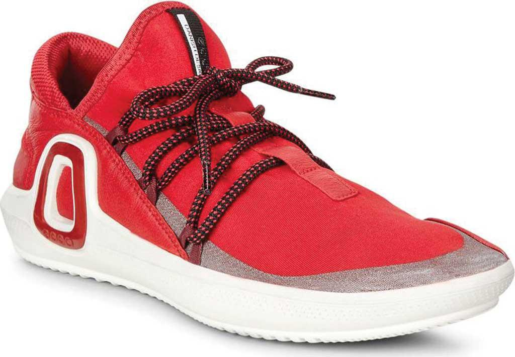 6ffe748a43d1 Lyst - Ecco Intrinsic 3 Textile Walking Sneaker in Red
