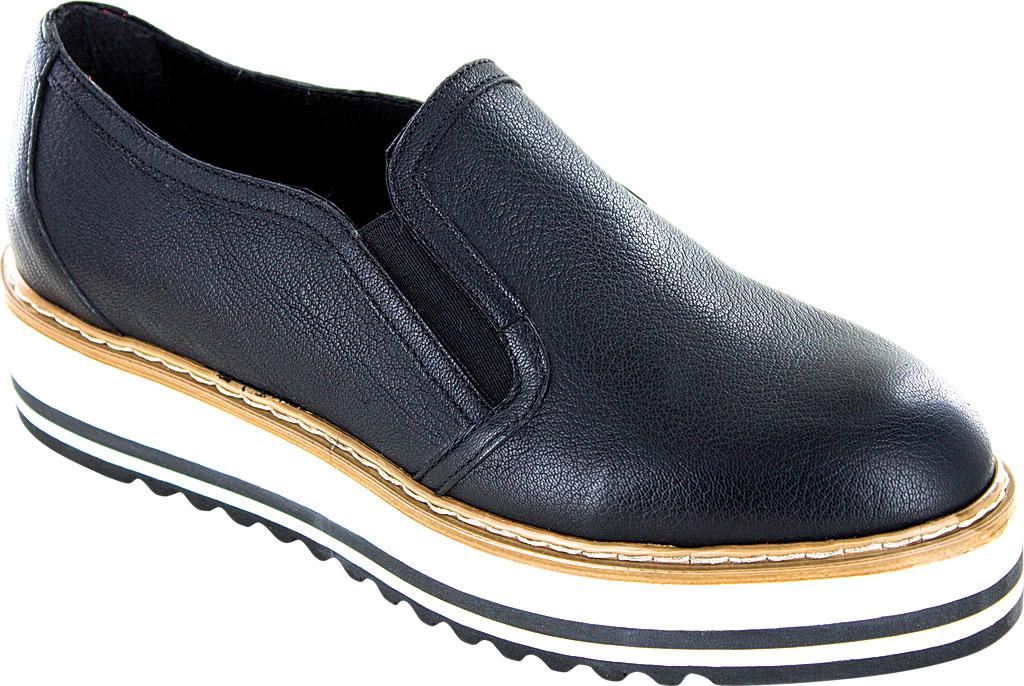 Deals For Sale Summit White Mountain Belton Slip-On(Women's) -Black/White Bottom Italian Nappa Leather Outlet 2018 New Affordable uyogq74kL