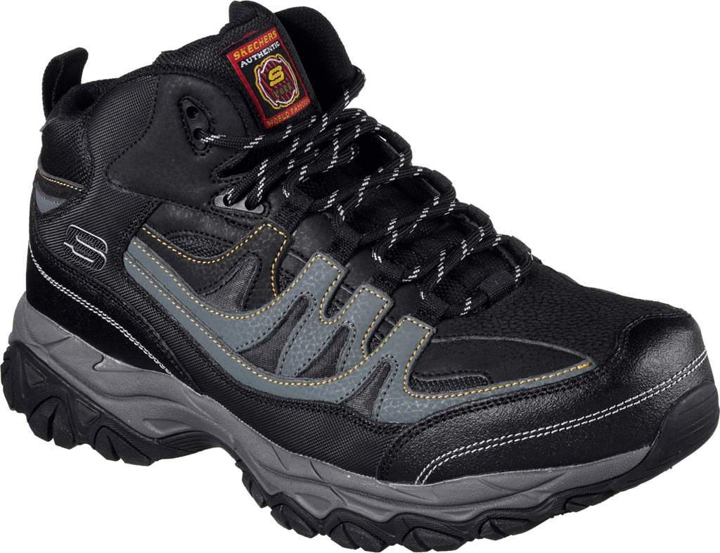 cc02942cbc43 Lyst - Skechers Work Relaxed Fit Holdredge Rebem Steel Toe Hiker in ...