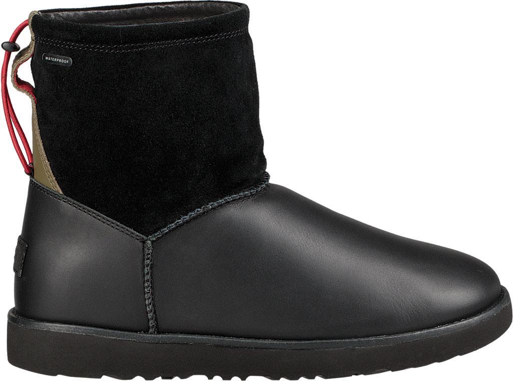 1aff812bae4 Ugg Black Classic Toggle Waterproof Boot for men