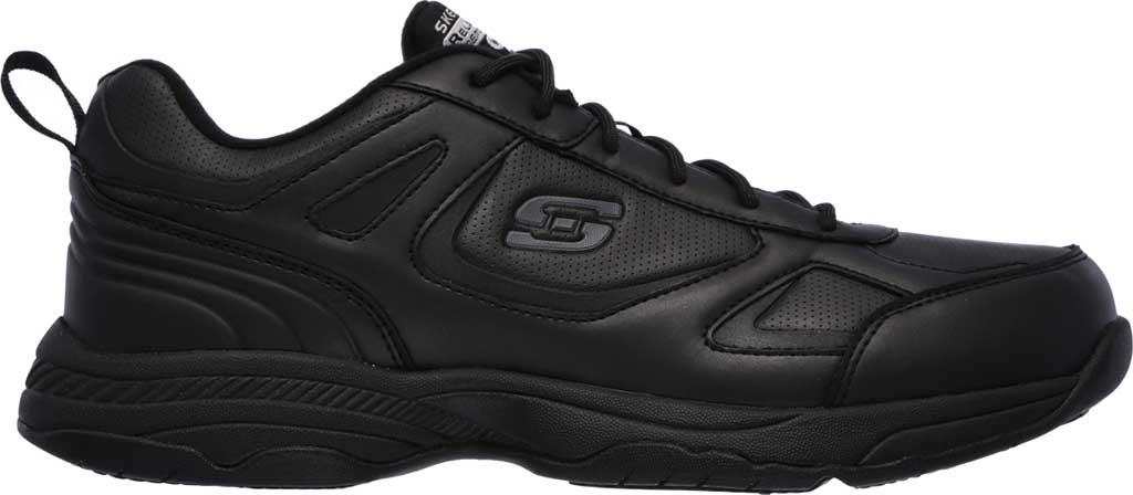 55fc6cbad9f5 Lyst - Skechers Work Relaxed Fit Dighton Slip Resistant Sneaker in ...