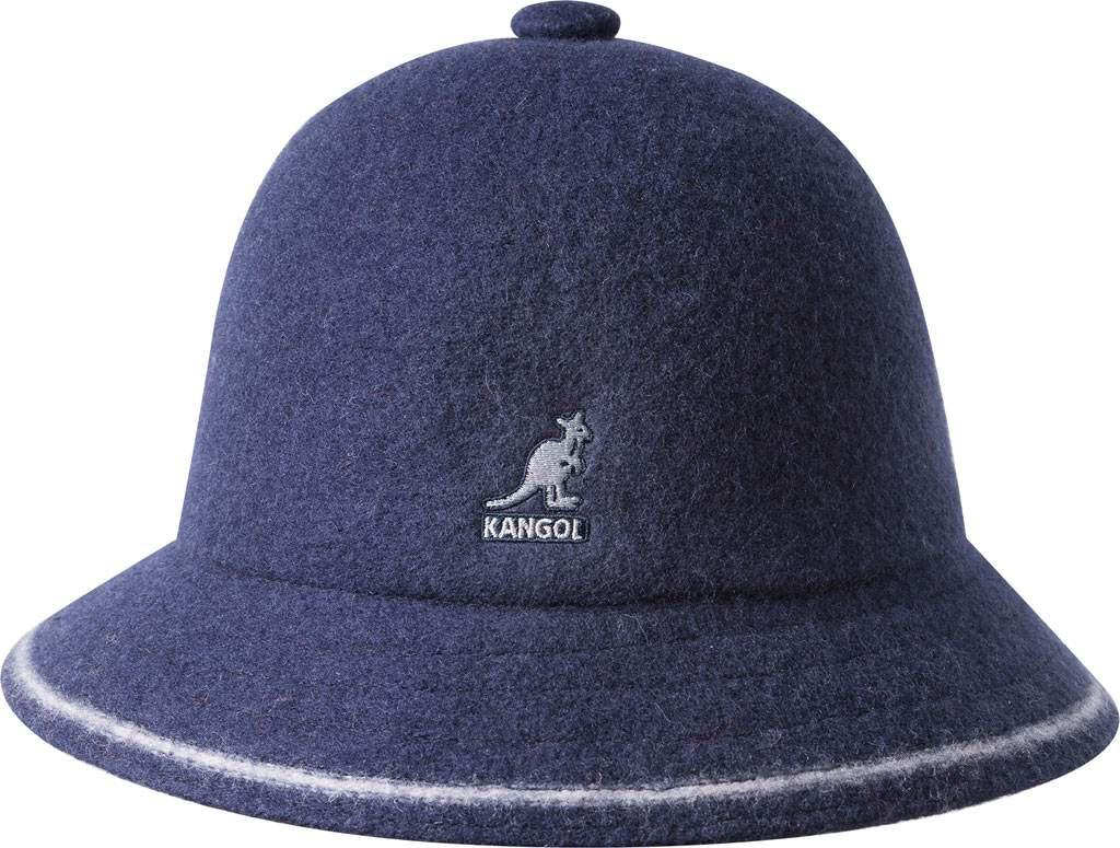 99f80a4236904 Kangol - Blue Stripe Casual Bucket Hat - Lyst. View fullscreen